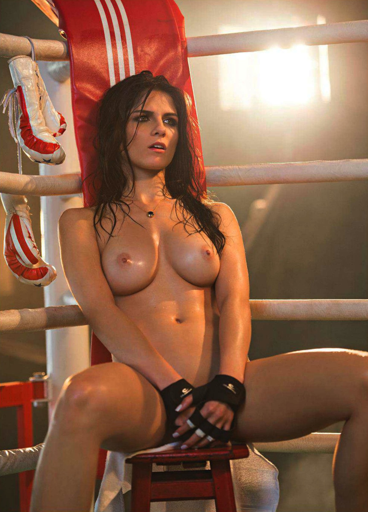 Ufc ring girl nude pictures