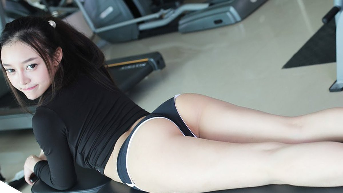 Chines young girls ass