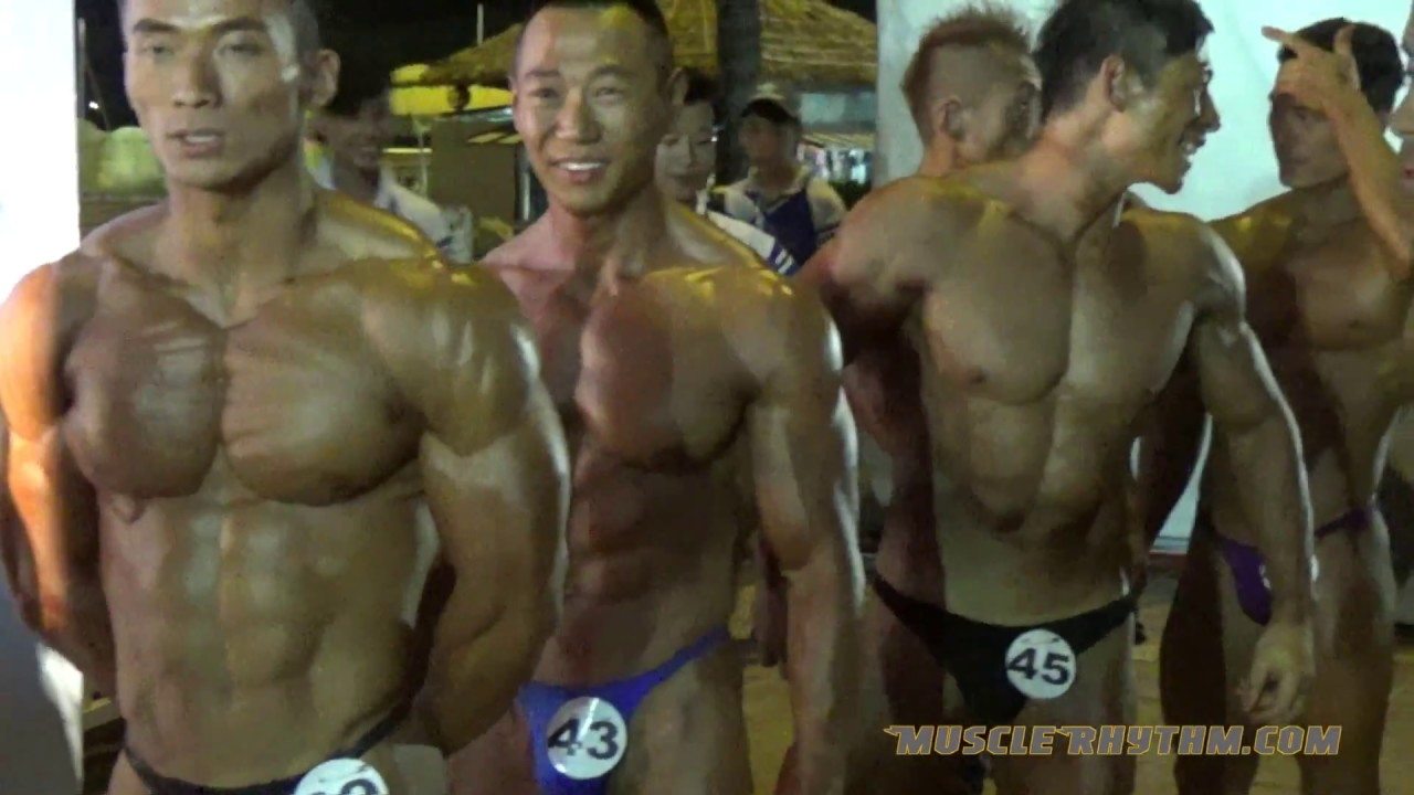 Muscle asian video